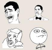 Стикеры WhatsApp Мемы